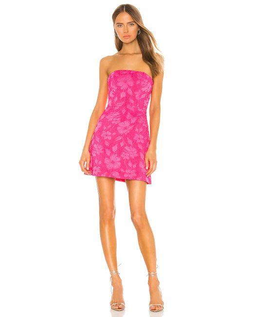 Alice + Olivia Perla ドレス Pink