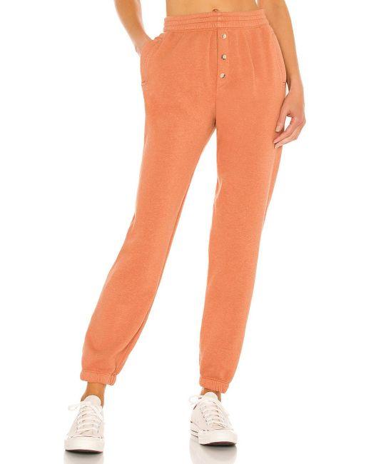 DONNI. Vintage Fleece ジョガー Orange