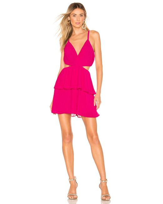 Nbd Annie ドレス Pink