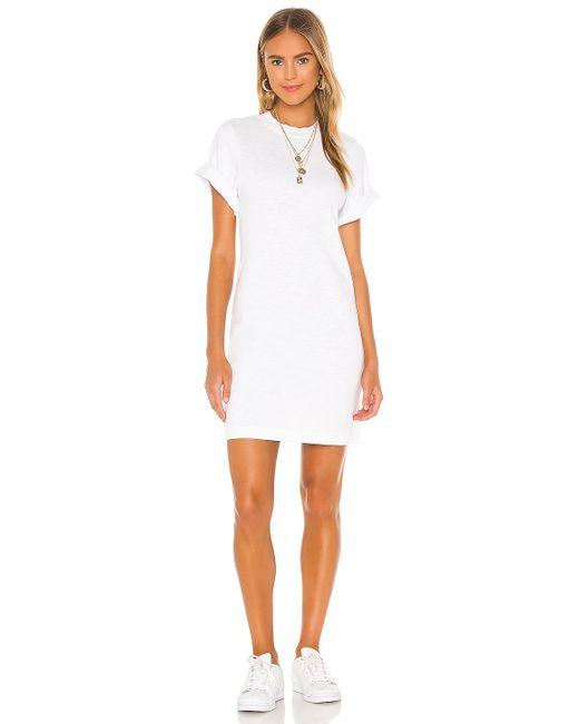 Cotton Citizen Tokyo Tシャツドレス White