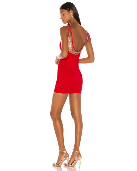 Мини Платье Maci В Цвете Красный superdown, цвет: Red