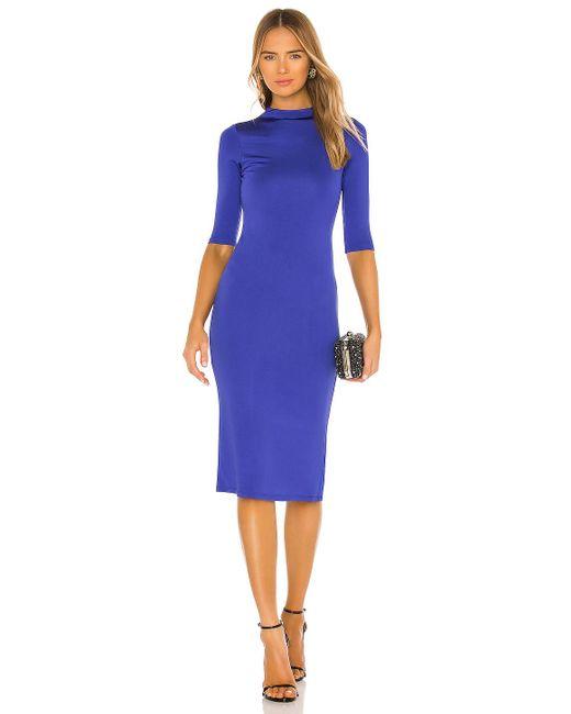 Alice + Olivia Delora ドレス Blue