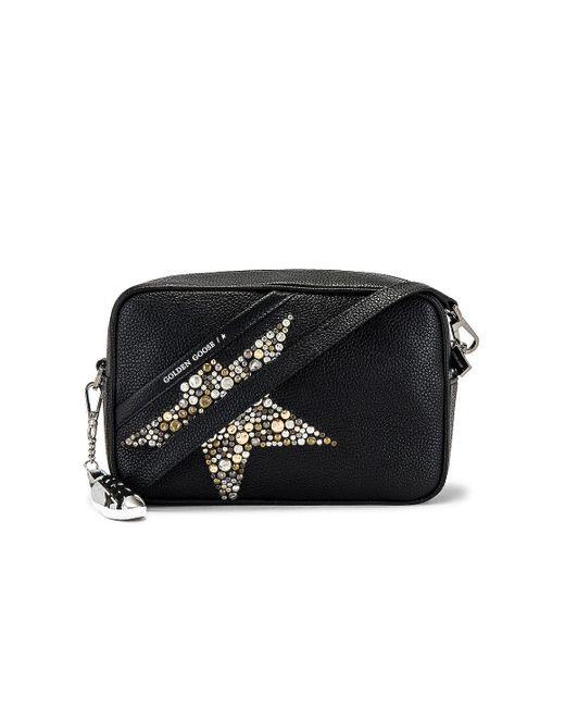 Golden Goose Deluxe Brand Star バッグ Black