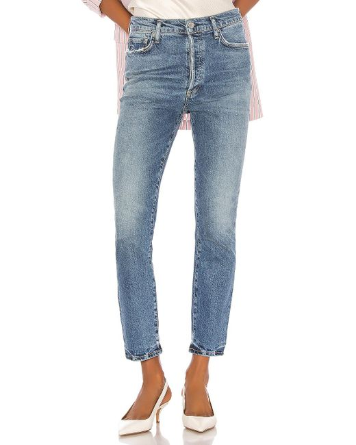 Citizens of Humanity Olivia スリムデニム. Size 25, 26, 27, 28, 29, 30, 31. Blue