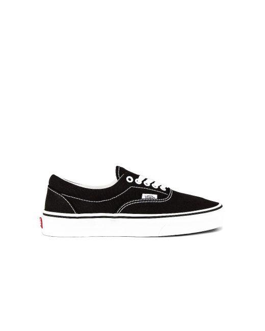 Кроссовки Era В Цвете Черный Vans, цвет: Black