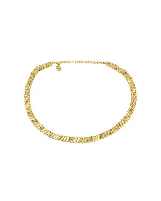 BaubleBar Pave ネックレス Metallic
