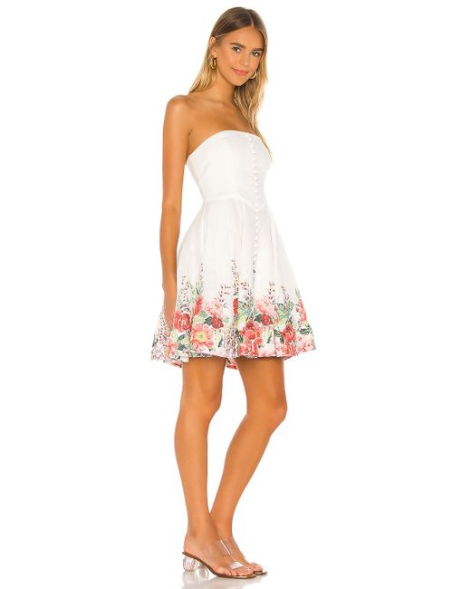 Zimmermann Bellitude ドレス White
