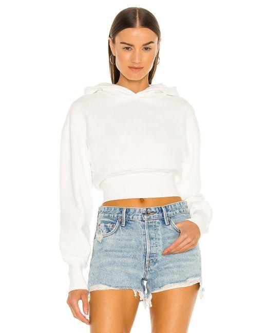 h:ours Sheya スウェットシャツ White