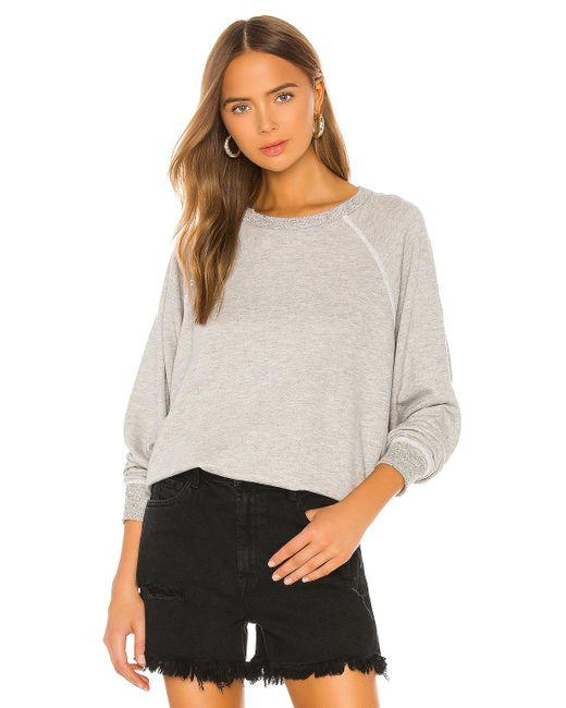 The Great College スウェットシャツ Gray