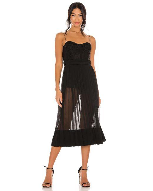 Alexis Inasia ドレス Black