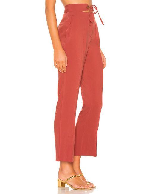 Tularosa Amour パンツ Red