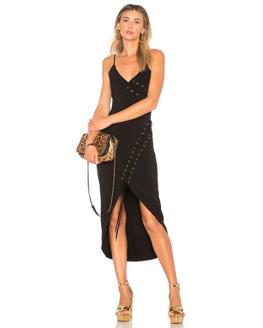 House of Harlow 1960 - Black X Revolve Carrie Dress - Lyst