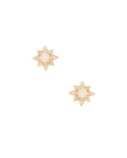 Melanie Auld | Metallic Starburst Stud Earrings | Lyst