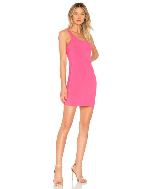 Likely - Pink Maisey Dress - Lyst