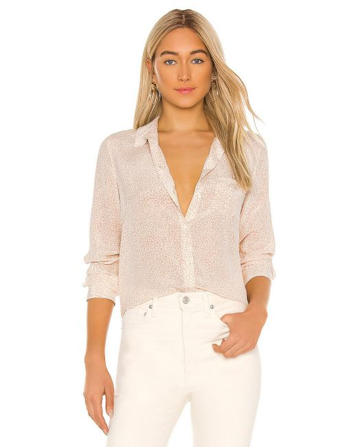 Rails Camisa kate de mujer de color blanco BdnGS