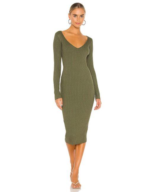 Nbd Bekah ドレス Green