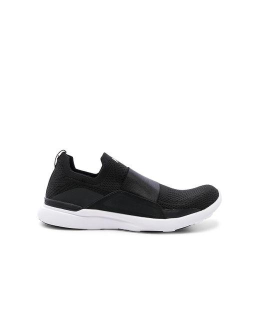 APL Shoes Techloom Breeze スニーカー Black