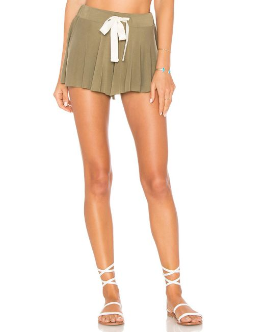 Free People - Multicolor Legs For Days Short - Lyst
