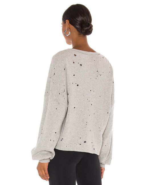 Michael Lauren Gray Fairfax Pullover