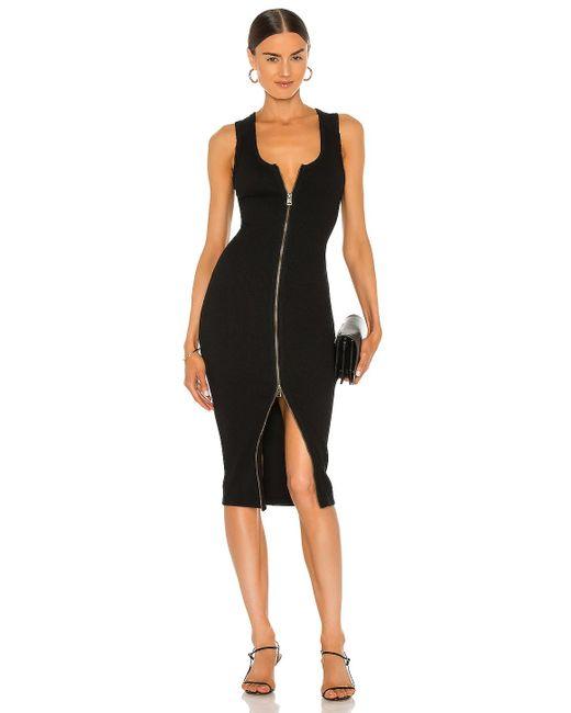 AllSaints Black Alicia Dress