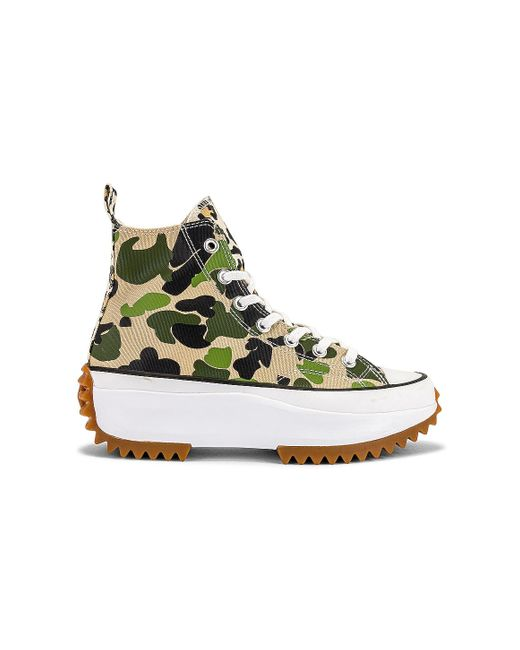 Converse Run Star Hike Archive Gone Wild スニーカー Multicolor