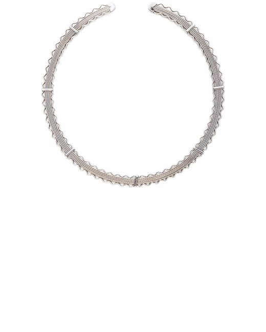 8 Other Reasons | Metallic Nomad Choker | Lyst
