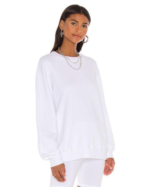 Cotton Citizen Brooklyn スウェットシャツ White