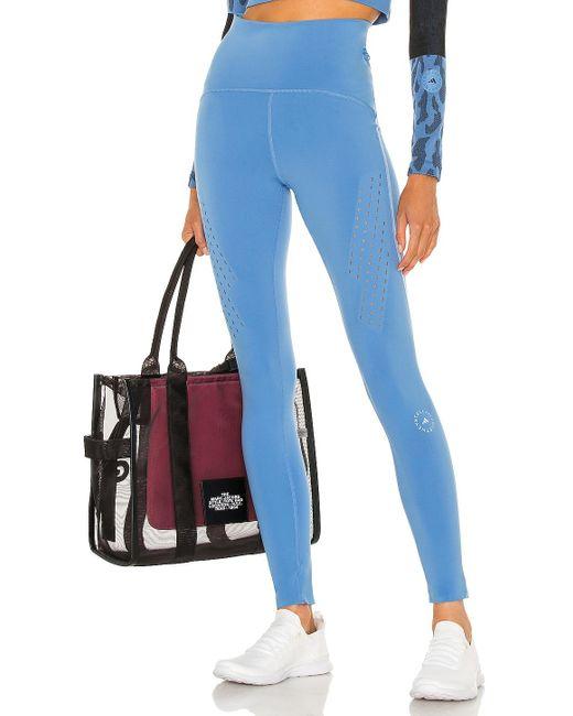 Adidas By Stella McCartney Truepur レギンス Blue