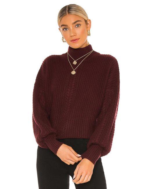 Autumn Cashmere セーター Red