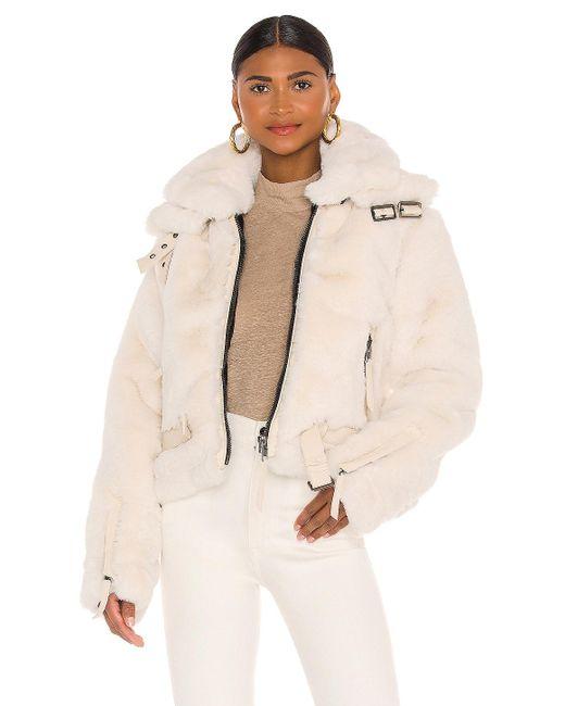 Куртка Penelope В Цвете Светло-бежевый Sam., цвет: White