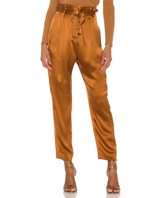Michelle Mason Paperbag(ペーパーバッグ)パンツ Multicolor