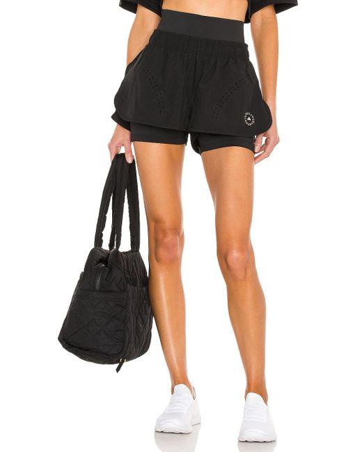 Adidas By Stella McCartney Truepur ショートパンツ Black