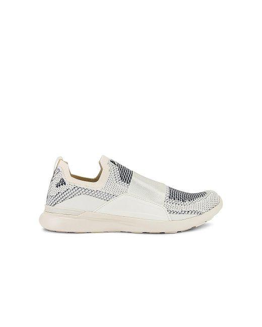 APL Shoes Techloom Bliss スニーカー White