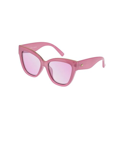 Le Specs Le Vacanze サングラス Pink