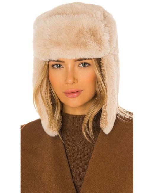 Шляпа В Цвете Светлый Бежевый Hat Attack, цвет: Brown