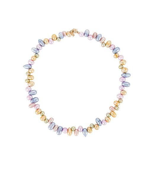 Ожерелье Retro В Цвете Мульти Joolz by Martha Calvo, цвет: Metallic