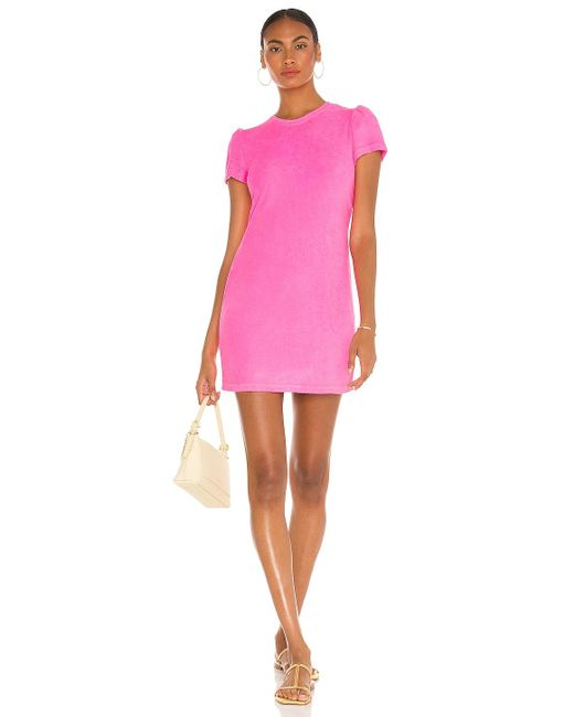 Generation Love Arielle Terry Dress Pink