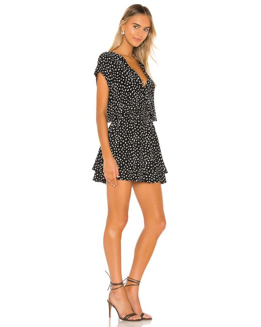 Rails Black Karla Mini Dress