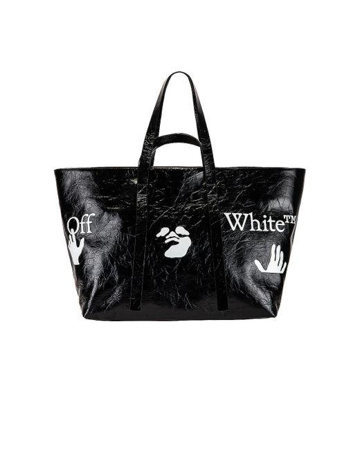 Off-White c/o Virgil Abloh Commercial トート Black