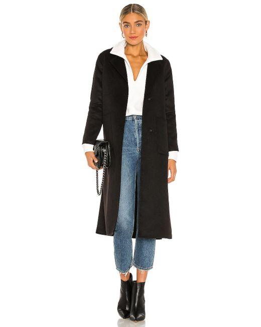 Пальто Loving В Цвете Черный Unreal Fur, цвет: Black