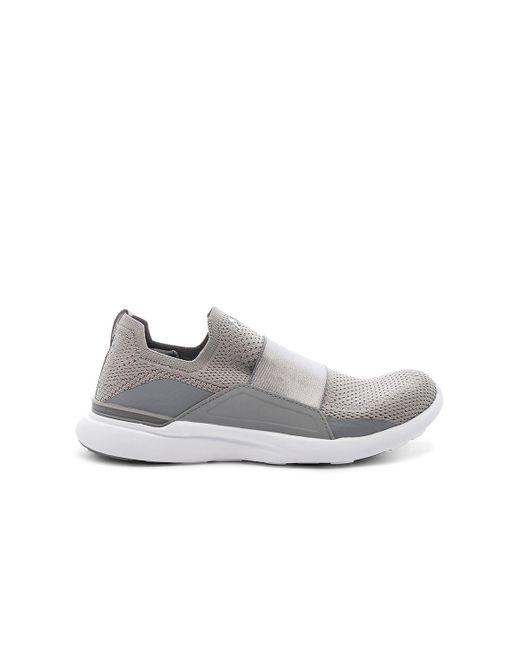 APL Shoes Techloom Bliss スニーカー Gray