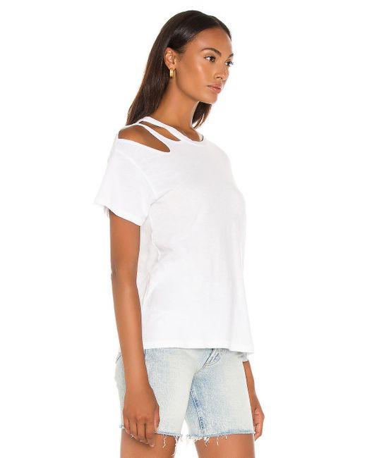 LNA TRIGGER Tシャツ White