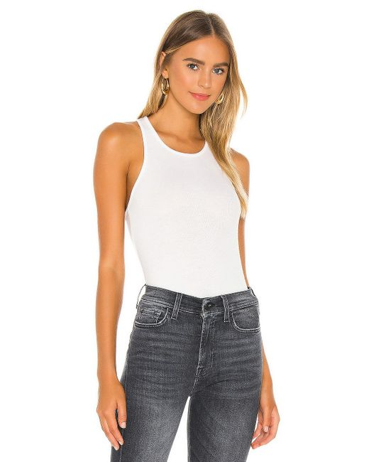 7 For All Mankind タンクトップ White
