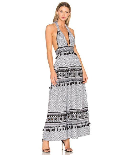 Dodo Bar Or | Black David Maxi Dress | Lyst