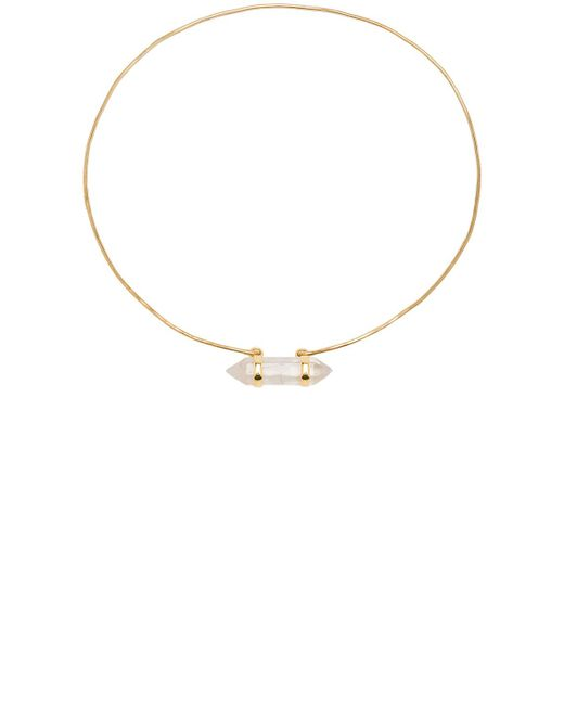 Five And Two | Metallic Atlas Choker | Lyst