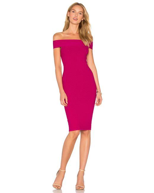 Jay Godfrey | Pink Roy Dress | Lyst