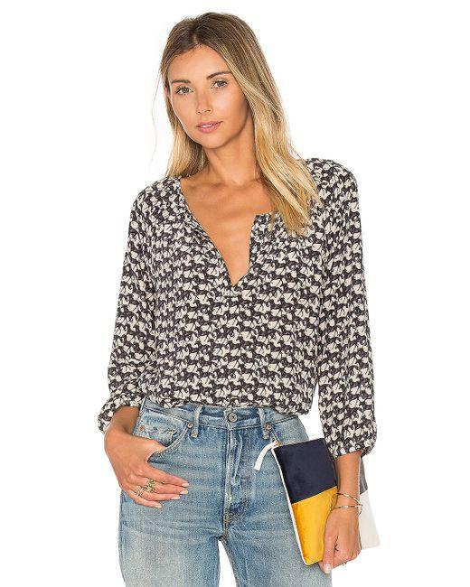 Joie | Multicolor Coralee Silk Blouse | Lyst