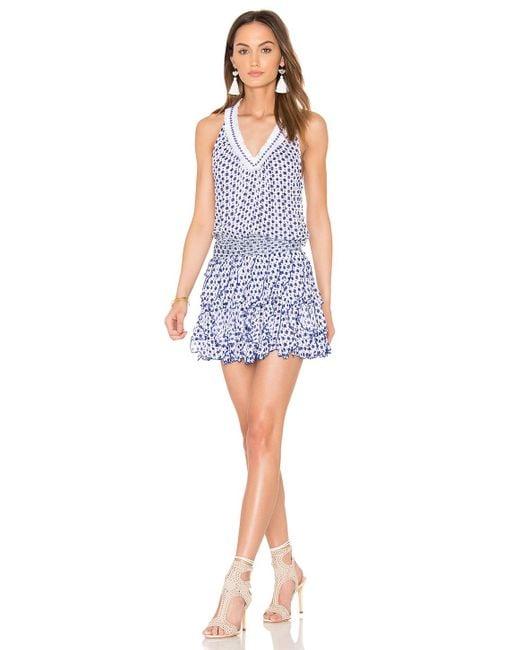 Poupette | Blue Beline Dress | Lyst