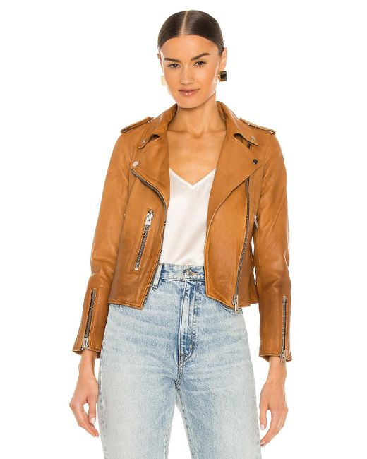 Куртка Fern В Цвете Песочно-коричневый AllSaints, цвет: Brown
