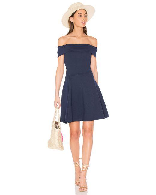 Amour Vert | Blue Pheobe Dress | Lyst